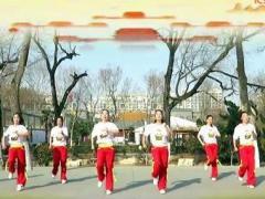 刘荣广场舞《猴哥》原创健身操 附正背面口令分解教学演示