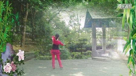 大湾群联广场舞《快乐向前冲》原创舞蹈 附正背面口令分解教学演示