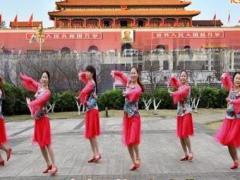 重庆叶子广场舞《赞歌》编舞凤凰六哥 附正背面口令分解教学演示