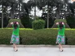 鄂州益馨广场舞《牧野情》原创舞蹈 附正背面口令分解教学演示