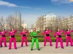 舞动旋律2007健身队《收腹操健身操》原创舞蹈 附正背面口令分解教学演示