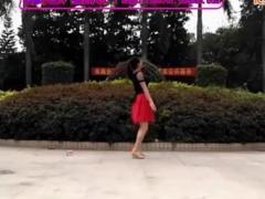鄂州益馨广场舞《初恋的姑娘》原创恰恰舞 附正背面口令分解教学演示