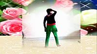 谢春燕广场舞《玫瑰送给有情人》原创舞蹈 附正背面口令分解教学演示