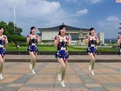 游城广场舞《掌声在哪里》原创舞蹈 附正背面口令分解教学演示