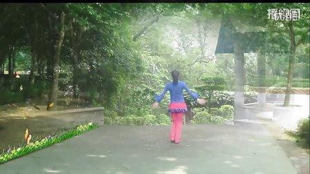 大湾群联广场舞《咱们中国人》原创舞蹈 附正背面口令分解教学演示