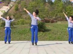 杨丽萍广场舞《这也不对那也不对》原创舞蹈 附正背面快乐
