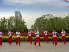 舞动旋律2007健身队《火了火了火》原创舞蹈 附正背面口令分解教学演示