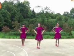 鄂州益馨广场舞《失恋阵线联盟》原创舞蹈 附正背面口令分解教学演示