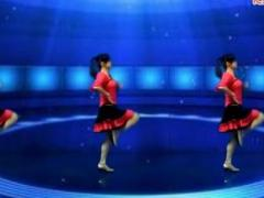鄂州益馨广场舞《排舞恰恰》原创舞蹈 正背面演示