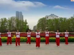 舞动旋律2007健身队《向上攀爬》原创舞蹈 附正背面口令分解教学演示
