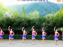 重庆叶子广场舞《吉祥的马鞭》原创舞蹈 附正背面口令分解教学演示