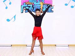 糖豆广场舞课堂《小康生活恰恰恰》编舞范范 附正背面口令分解教学演示