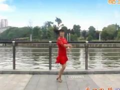 太湖一莲广场舞《姑娘美》原创舞蹈 附正背面口令分解教学演示