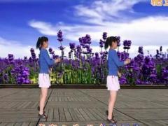 太湖一莲广场舞《爱不起》原创步子舞 附正背面口令分解教学演示