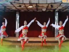 天姿广场舞《浪拉山情》原创舞蹈 附正背面口令分解教学演示