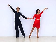 糖豆广场舞课堂《给我你的爱》编舞安安 附正背面口令分解教学演示