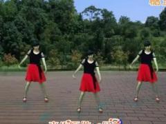 鄂州益馨广场舞《来生愿做一朵莲》原创舞蹈 附正背面口令分解教学演示
