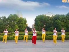 舞动旋律2007健身队《高跟鞋先生》原创健身操 附正背面口令分解教学演示