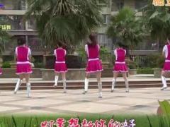 杨丽萍广场舞《想着你的好》原创舞蹈 附正背面口令分解教学演示