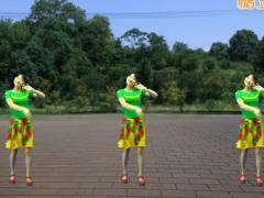 鄂州益馨广场舞《你潇洒我漂亮》原创舞蹈 附正背面口令分解教学演示