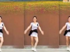 新风尚广场舞《小菊花》原创舞蹈 附正背面口令分解教学演示
