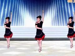 太湖一莲广场舞《星光》原创舞蹈 附正背面口令分解教学演示