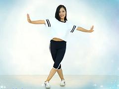 糖豆广场舞课堂《半糖主义》编舞珊珊 附正背面口令分解教学演示