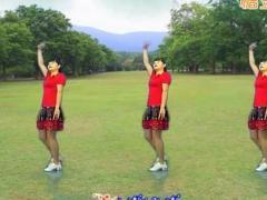 鄂州益馨广场舞《美美哒》原创步子舞 附正背面口令分解教学演示