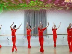 刘荣广场舞《你是上天给我的礼物》原创舞蹈 附正背面口令分解教学演示