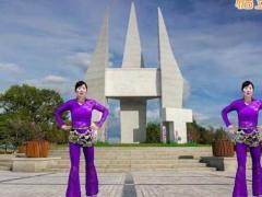 游城广场舞《热辣媚娘》原创舞蹈 附正背面口令分解教学演示