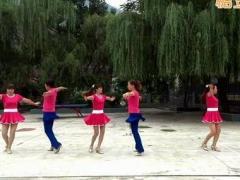 蝶依广场舞《快乐我和你》原创舞蹈 附正背面口令分解教学演示