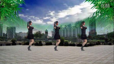 武安市东寺庄广场舞《谁是谁的菜》编舞秀儿 正背面演示