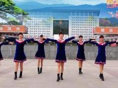 吉美广场舞《莎啦啦》原创恰恰舞蹈 附正背面口令分解教学演示