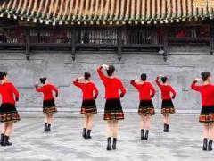 吉美广场舞《月亮知道》原创舞蹈 附正背面口令分解教学演示