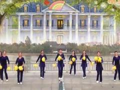 青儿广场舞《一起走天涯》原创舞蹈 附正背面口令分解教学演示