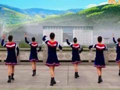 吉美广场舞《爱情天堂》原创恰恰舞蹈 正背面口令分解教学演示