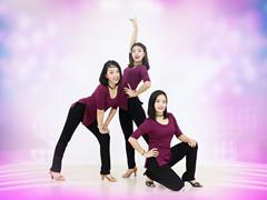 糖豆广场舞课堂《到哪里找那么好的人》编舞范范 附正背面口令分解教学演示