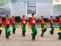 吉美广场舞《七个隆咚锵》原创舞蹈 附正背面口令分解教学演示
