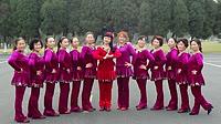 谢春燕广场舞《你是我的妞》原创舞蹈 正背面演示