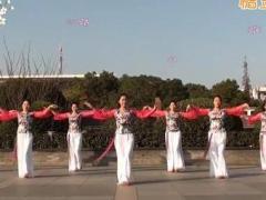 茉莉广场舞《寒号鸟》原创抒情优美舞蹈 附正背面口令分解教学演示