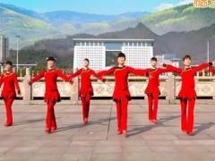 吉美广场舞《帅帅的哥哥甜甜的妹》原创舞蹈 附正背面口令分解教学演示