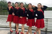 青儿广场舞《爱的一路上有你》原创舞蹈 附正背面口令分解教学演示