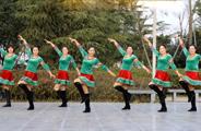 茉莉广场舞《马背上的萨日朗》原创草原风舞蹈 附正背面口令分解教学演示