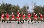 茉莉广场舞《爱要有你才幸福》原创舞蹈 附正背面口令分解教学演示