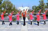 楠楠广场舞《旧的不去新的不来》原创舞蹈 附正背面口令分解教学演示