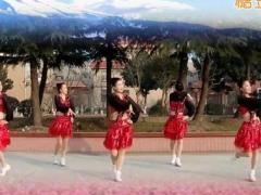 天姿广场舞《爱要有你才幸福》原创舞蹈 附正背面口令分解教学演示