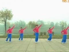 hehe+大众健身队《中国梦》原创舞蹈 附正背面口令分解教学演示