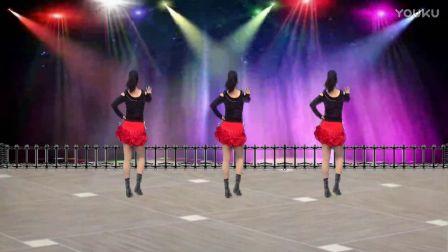 武安市东寺庄广场舞《争什么争》编舞青春飞舞 正背面演示