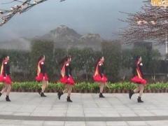抚州左岸风情广场舞《难以抗拒》原创舞蹈 附正背面口令分解教学演示