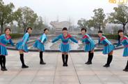 动动广场舞《鸡年大吉咯咯哒》原创舞蹈 附正背面口令分解教学演示
